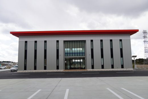 20200227yokorei1 520x346 - ヨコレイ/冷凍倉庫の自動化推進、つくば市に新センター完成