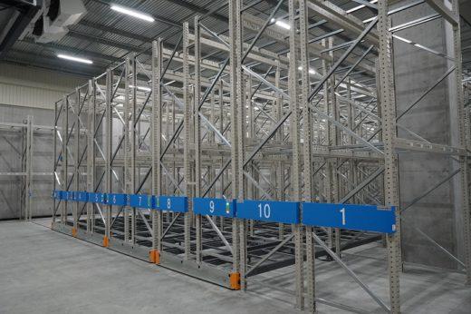 20200227yokorei2 520x346 - ヨコレイ/冷凍倉庫の自動化推進、つくば市に新センター完成