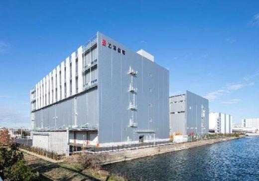 20200306shibusawa 520x363 - 澁澤倉庫/横浜港湾地区にR&D用途併設の物流施設完成
