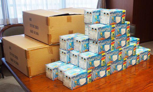 20200317suzuyo1 520x312 - 鈴与/静岡市にマスク5万枚を寄付