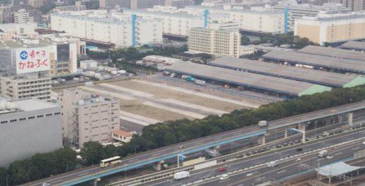 20200318jmt 520x266 - 日本自動車ターミナル/葛西TTでアスクル専用物流施設着工