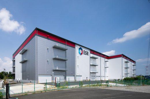 20200325esr4 520x346 - ESR/首都圏・中京圏の新規3施設で竣工後早期満床達成