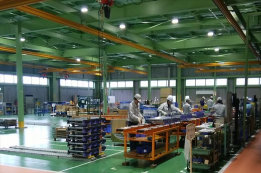 20200325toyo1 520x346 - トーヨーカネツ/物流自動化投資増で和歌山工場に新工場棟