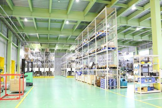 20200325toyo2 520x346 - トーヨーカネツ/物流自動化投資増で和歌山工場に新工場棟