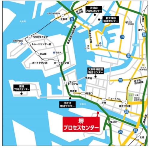 20200407life1 - ライフ/堺市の低温物流センターを畜産品加工施設に改修