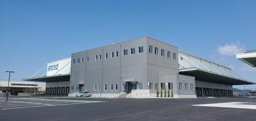 20200407runtec 520x246 - ランテック/北九州市門司区に1.4万m2の冷凍冷蔵倉庫を竣工