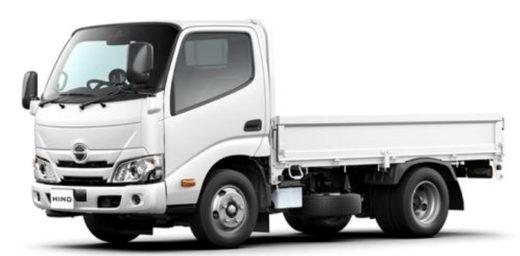 20200409hino 520x256 - 日野自動車/小型トラック「日野デュトロ」改良版を5月に発売
