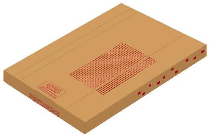 日本郵便/全国の郵便局で薄型包装資材「箱」の販売開始 ─ 物流 ...