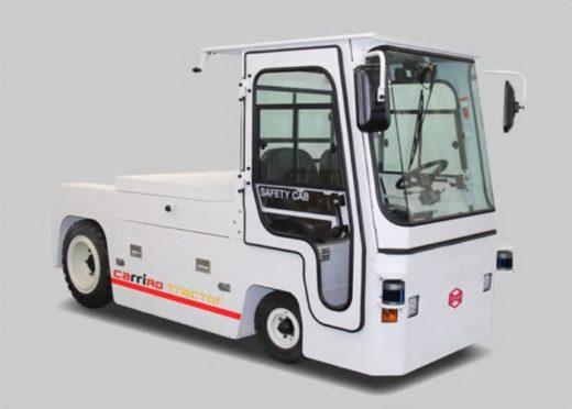 20200427zmp 520x372 - ZMP/無人貨物牽引車両「CarriRo Tractor」発売