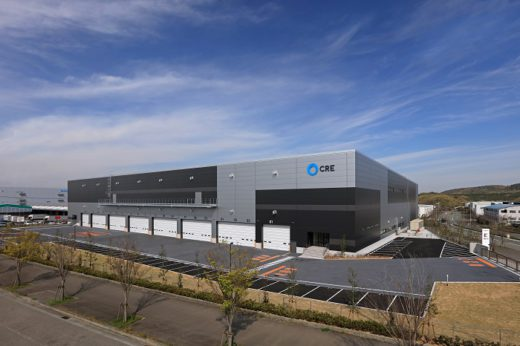 20200430cre 520x346 - CRE/神戸市西区で物流施設竣工、日本梱包運輸倉庫が全棟利用