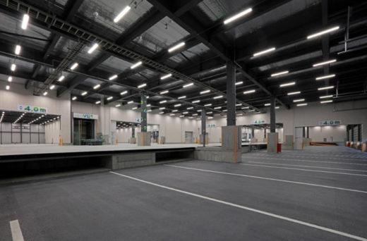 20200430cre1 520x342 - CRE/神戸市西区で物流施設竣工、日本梱包運輸倉庫が全棟利用