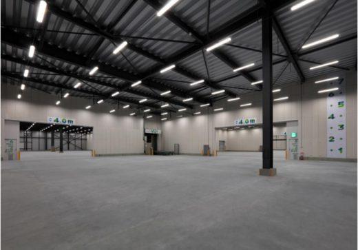 20200430cre2 520x363 - CRE/神戸市西区で物流施設竣工、日本梱包運輸倉庫が全棟利用