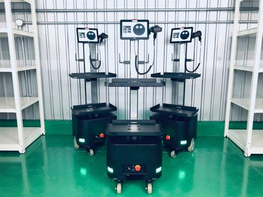20200505robo2 520x389 - 日通/協働型ピッキングアシスタントロボット、実運用へ