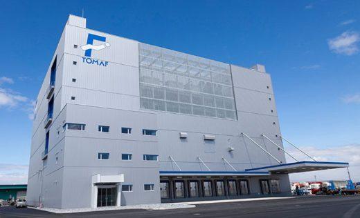 20200511tomakomai 520x316 - 苫小牧埠頭/70億円投資、道内最大級の温度管理型冷蔵倉庫を竣工