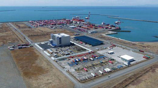 20200511tomakomai1 520x292 - 苫小牧埠頭/70億円投資、道内最大級の温度管理型冷蔵倉庫を竣工