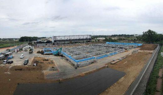 20200522cf 520x305 - C&FロジHD/埼玉県内2か所でグループの低温物流センター着工