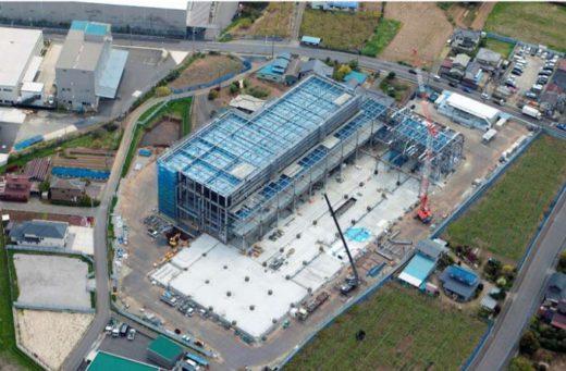 20200522cf1 520x341 - C&FロジHD/埼玉県内2か所でグループの低温物流センター着工
