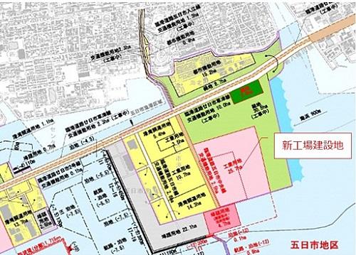 20200525calbee - カルビー/広島港に最新鋭マザー工場建設、2024年操業予定