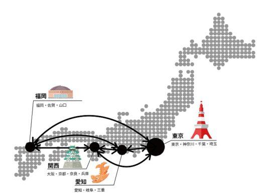 20200527apple 520x385 - 引越しのアップル/福岡に受注センターを開設