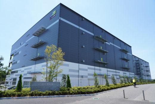 20190807nomuraf1 520x347 - 楽天/千葉県習志野市に6万m2のEC物流センター開設