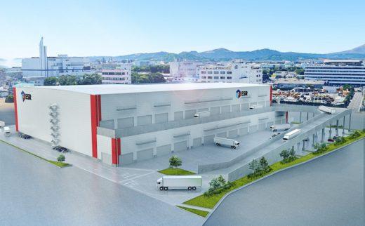 20200601esr 520x322 - ESR/神奈川県茅ケ崎市で6.9万m2物流施設を着工