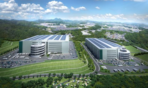 20200605prologis 520x311 - プロロジス/兵庫県猪名川町で37万m2の施設着工、国内100棟目