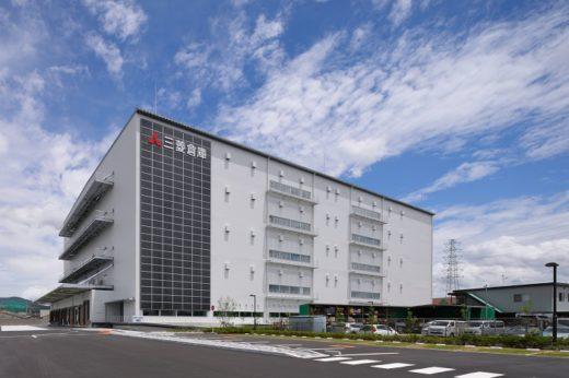 20200611mitsubishi 520x346 - 三菱倉庫/大阪府茨木市に2.6万m2医薬品配送センター建設