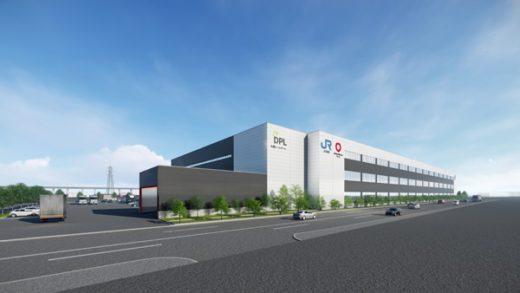 20200624daiwa 520x293 - 大和ハウス、JR貨物/札幌市の貨物駅構内で8.7万m2物流施設着工