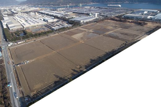 20200624daiwa21 520x346 - 大和ハウス/山口県防府市の産業団地に食品工場誘致
