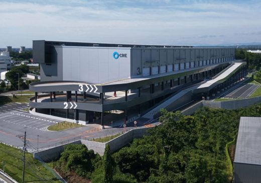 20200630cre1 520x364 - CRE/埼玉県飯能市に8.4万m2のマルチテナント型物流施設を竣工