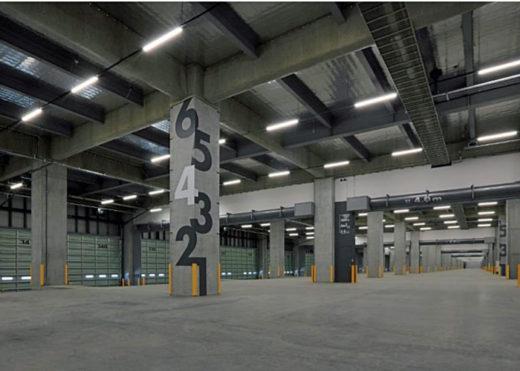 20200630cre4 520x371 - CRE/埼玉県飯能市に8.4万m2のマルチテナント型物流施設を竣工