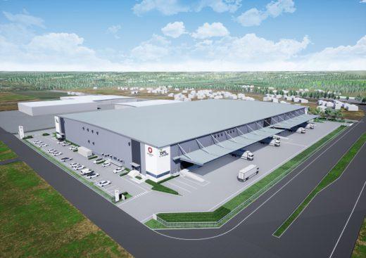 20200630daiwa 520x367 - 大和ハウス/茨城県つくば市で4.1万m2物流施設着工