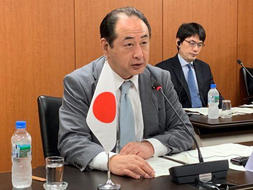 20200630kokudo 520x390 - 日中韓物流大臣会合/物流分野で新型コロナ対応の連携を強化