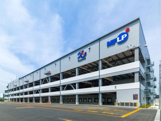 MFLP立川立飛内に立川物流センターを開設