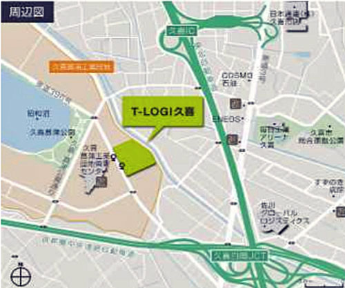 20200701tokyotate6 - 東京建物/埼玉県久喜市に7万m2の同社初の物流施設を竣工