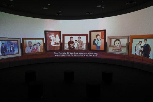 20200701yamato9 520x346 - ヤマトHD/グループ歴史館を初公開、100年の歴史を60分で巡る