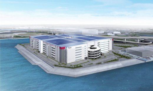20200702suzuyo 520x311 - 鈴与/ESR尼崎DC内に1.2万m2物流センター開設