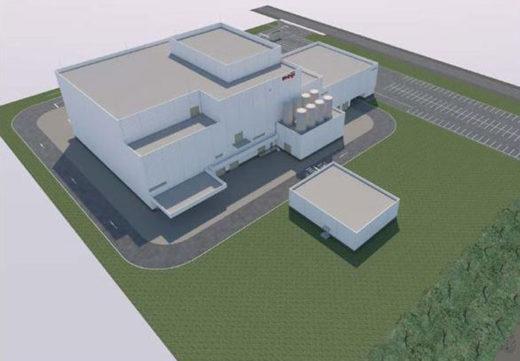 20200703meiji 520x361 - 明治/120億円投じ、北海道恵庭市に牛乳生産工場を新設