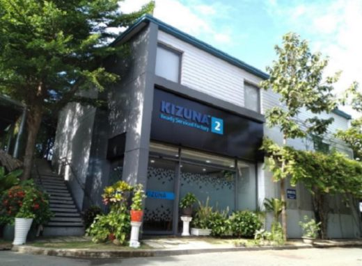 20200703nishitetsu 520x383 - 西鉄/ベトナム法人がロンアン省絆工業団地内に事務所開設