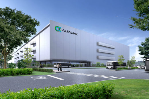 20200706glp1 520x347 - 日本GLP/新ブランドALFALINK2棟目を神奈川県相模原市に着工