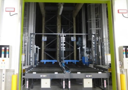20200707aika1 520x367 - アイカ工業/福島工場の危険物立体自動倉庫が稼働開始