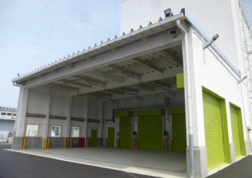 20200707aika2 520x367 - アイカ工業/福島工場の危険物立体自動倉庫が稼働開始