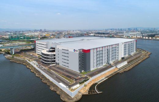 20200708esr 520x333 - ESR/兵庫県尼崎市にアジア太平洋地域最大の物流施設竣工