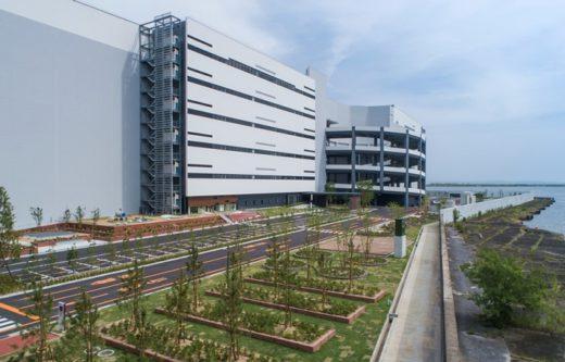 20200708esr7 520x333 - ESR/兵庫県尼崎市にアジア太平洋地域最大の物流施設竣工