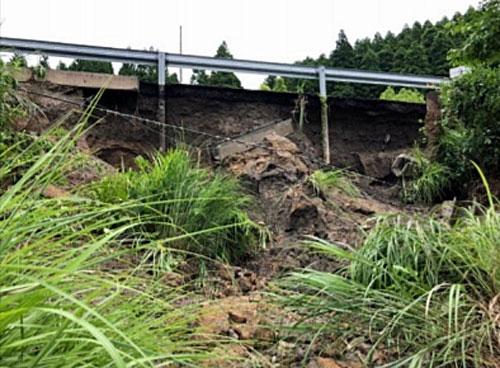 20200708nexcow2 - 高速道通行止め2/九州自動車道解除、大分自動車道未解除