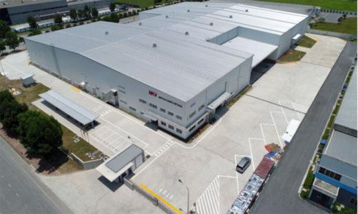 20200709nikkon1 520x312 - ニッコンHD/ベトナム子会社がハノイの南ドンバンに新倉庫を竣工