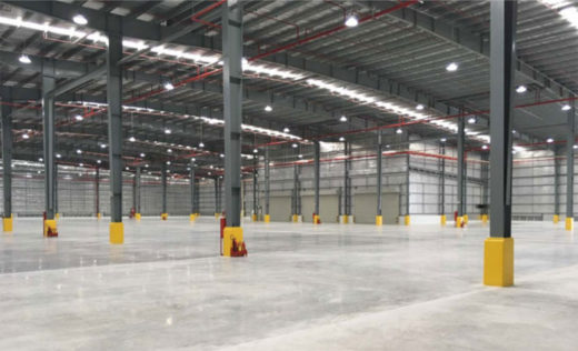 20200709nikkon3 520x316 - ニッコンHD/ベトナム子会社がハノイの南ドンバンに新倉庫を竣工