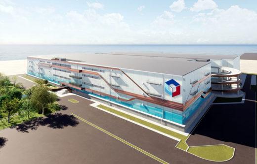 20200716esr1 520x333 - ESR/横浜市金沢区に19.5万m2のマルチテナント型物流施設着工