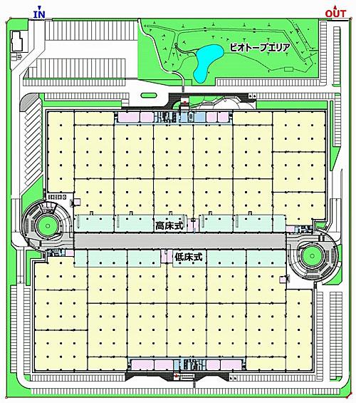 20200716esr8 - ESR/横浜市金沢区に19.5万m2のマルチテナント型物流施設着工