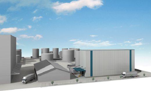 20200716suzue 520x314 - 鈴江コーポレーション/横浜市に危険品立体自動倉庫建設